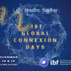 Logo IBF Global ConneXion Days 2021