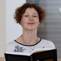 Yevheniia Serbinova